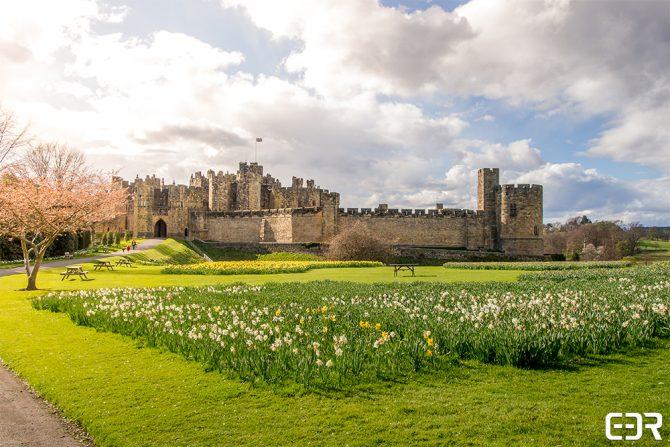 Northtumberland – Alnwick castle