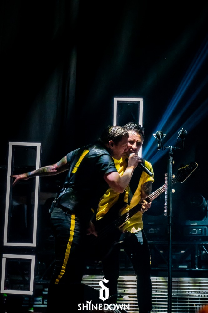 Shinedown Concert 2019