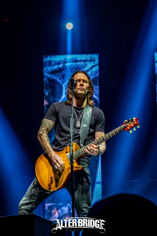 Alter Bridge Concert 2019