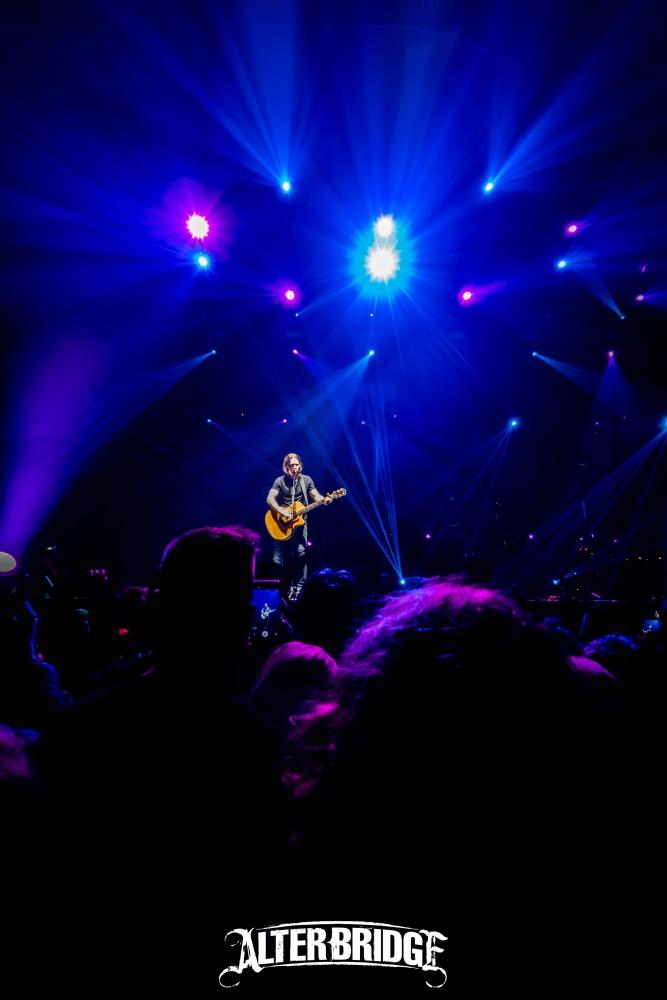 Alter Bridge Concert 2019